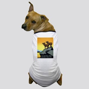 National Parks: Preserve Wild Life Dog T-Shirt