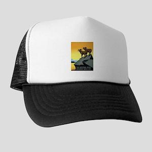 National Parks: Preserve Wild Life Trucker Hat