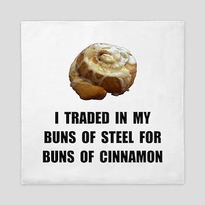 Buns Of Cinnamon Queen Duvet