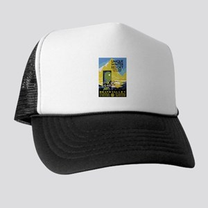 Death Valley: Vintage Parks Trucker Hat