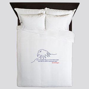 Eagle Queen Duvet