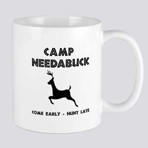 Camp Needabuck Buck Mug