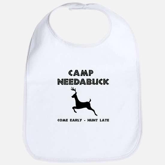 Camp Needabuck Buck Bib