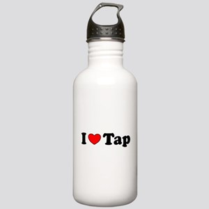 I Heart Tap Stainless Water Bottle 1.0L