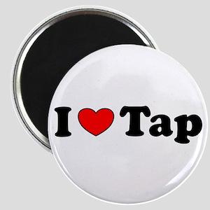 I Heart Tap Magnet