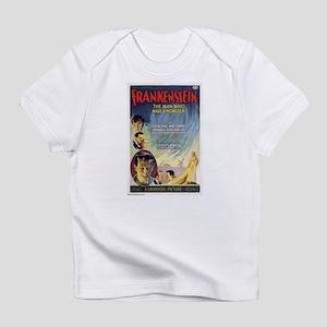 Vintage Frankenstein Horror Movie Infant T-Shirt
