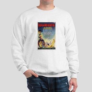 Vintage Frankenstein Horror Movie Sweatshirt
