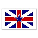 DBWF Outfitters Rectangle Sticker