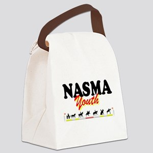 YOUTH Logo Canvas Lunch Bag
