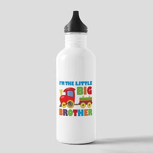 Little Big Bro Train Stainless Water Bottle 1.0L