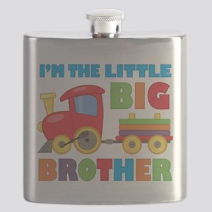 Little Big Bro Train Flask