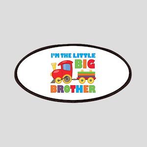 Little Big Bro Train Patches