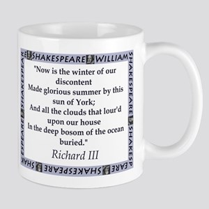 Now Is The Winter of Our Discontent Mugs