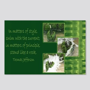 Principle Postcards (Package of 8)