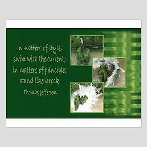 Principle Small Poster