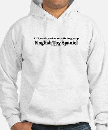 English Toy Spaniel Hoodie