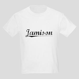 Jamison, Vintage Kids Light T-Shirt