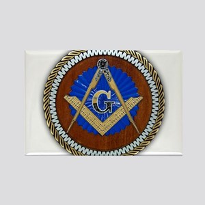 Freemasonry Rectangle Magnet