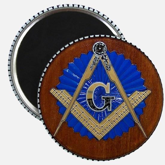 "Freemasonry 2.25"" Magnet (10 pack)"