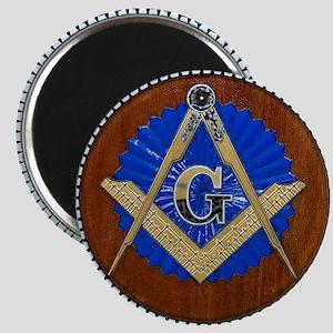 Freemasonry Magnet