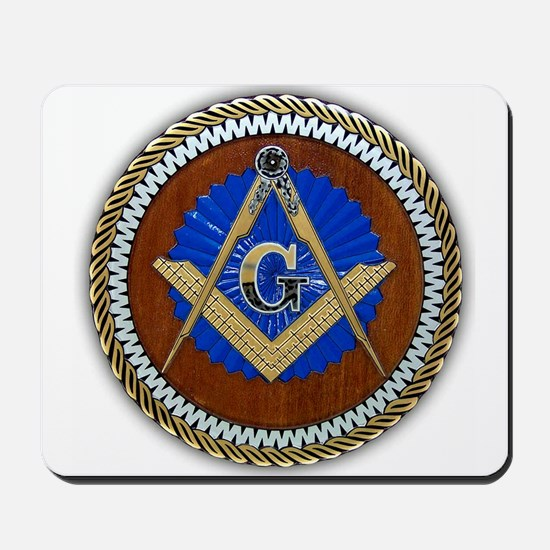 Freemasonry Mousepad