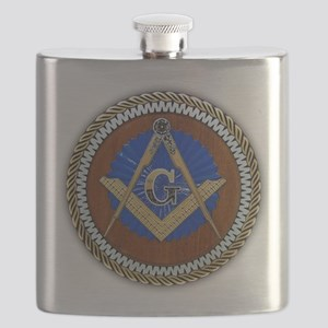 Freemasonry Flask