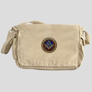 Freemasonry Messenger Bag