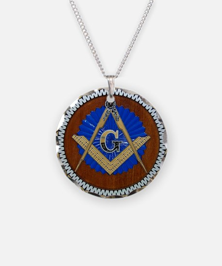 Freemasonry Necklace