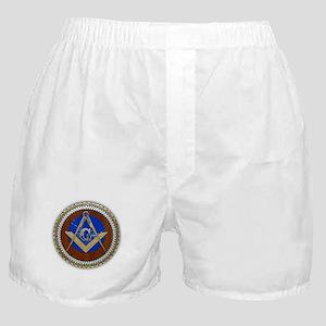 Freemasonry Boxer Shorts
