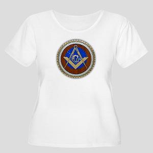 9dc862e0000 Freemasonry Women s Plus Size Scoop Neck T-Shirt