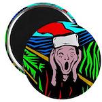 Christmas Stress Magnet