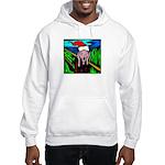 Christmas Stress Hooded Sweatshirt