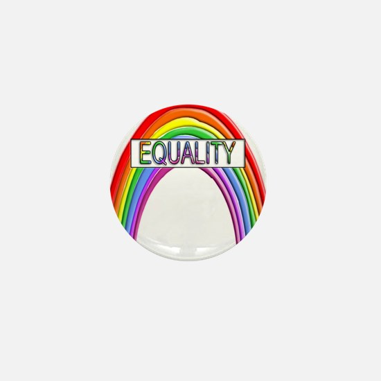 Equality Mini Button
