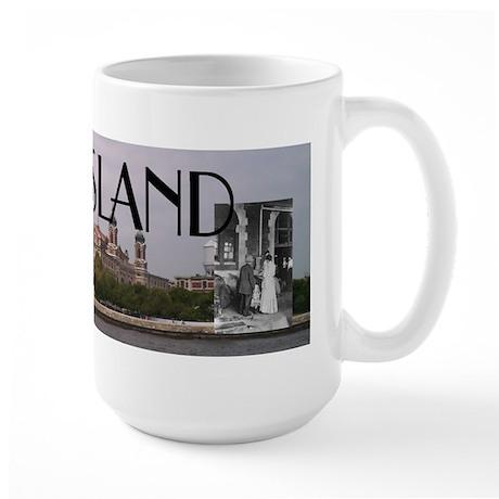 ABH Ellis Island Large Mug