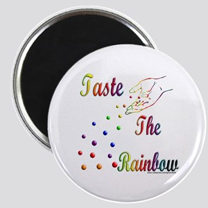 Taste The Rainbow Magnet