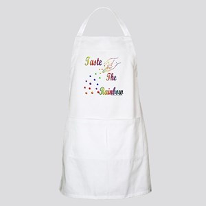 Taste The Rainbow BBQ Apron