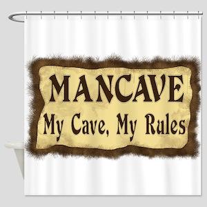 mycave Shower Curtain