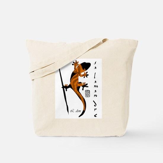 """""""Salamander"""" Tote Bag"""