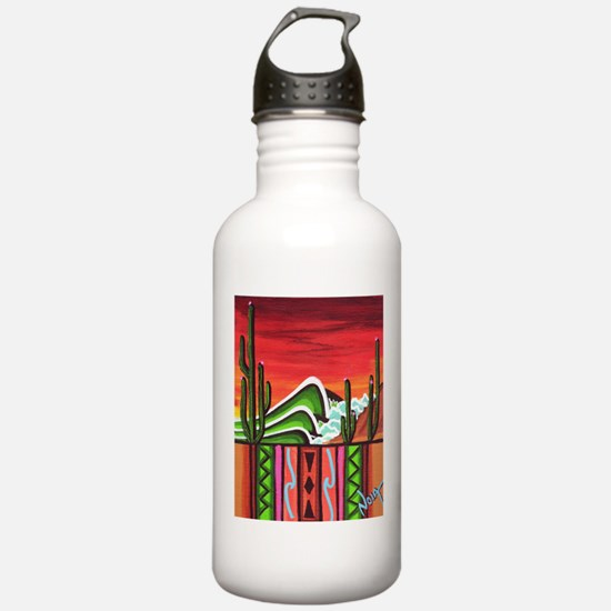 Cactus Point Water Bottle