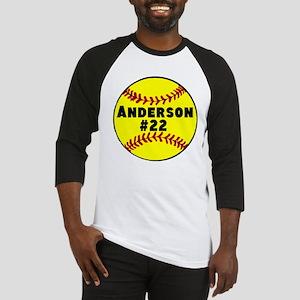 Personalized Softball Baseball Jersey