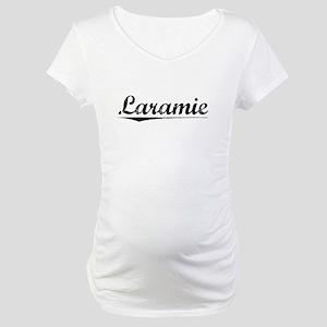 Laramie, Vintage Maternity T-Shirt