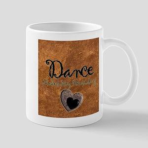 Dance Makes My Heart Sing Mug