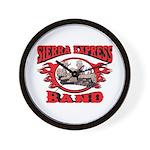 Sierra Express Band Wall Clock