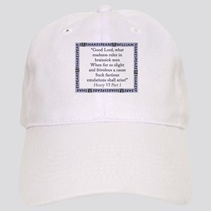 Good Lord, What Madness Baseball Cap