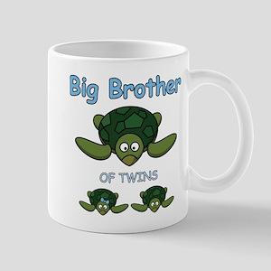 Big Bro Twin Turtle Mug