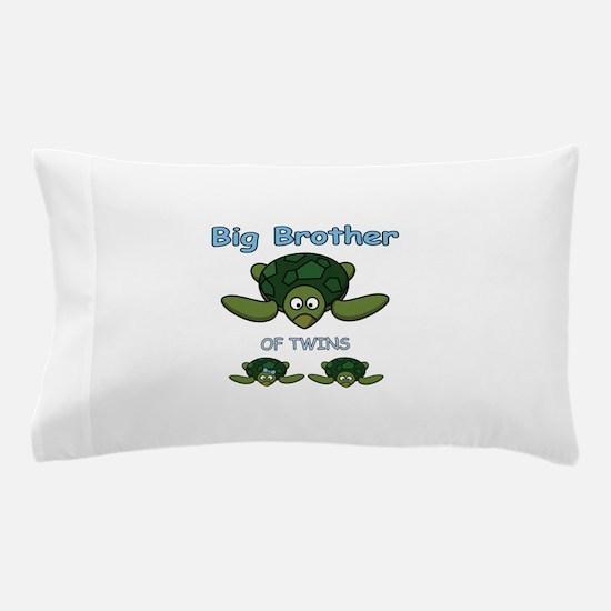 Big Bro Twin Turtle Pillow Case