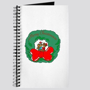 Merry Christmouse Journal