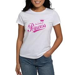 New Zealander Princess Women's T-Shirt
