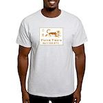 April 2006 DTC Shop Ash Grey T-Shirt
