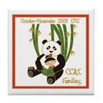 CCAI Families Oct/Nov DTC Tile Coaster
